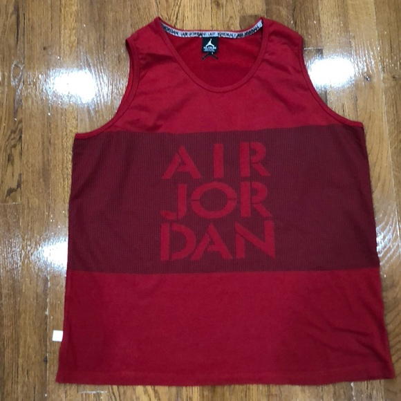 2ad89ba40c63 Jordan Other - Men s Air Jordan Tank Top